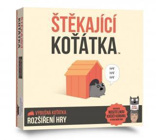 Výbušná koťátka - 3. rozšíření Štěkající koťátka [HRA]